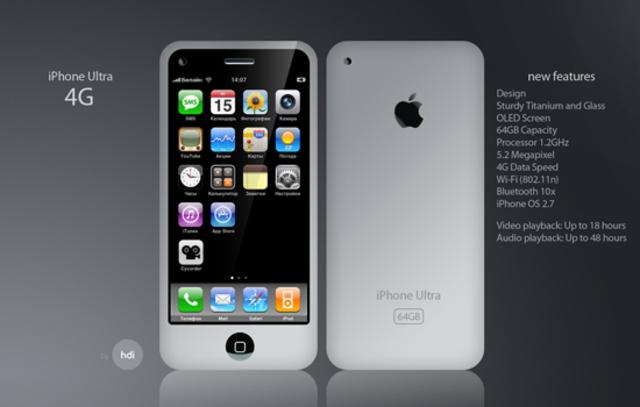 Cuarta generación de celulares