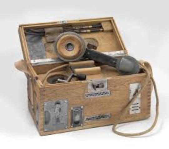 Primer teléfono movil de la historia de las telecomunicaciones