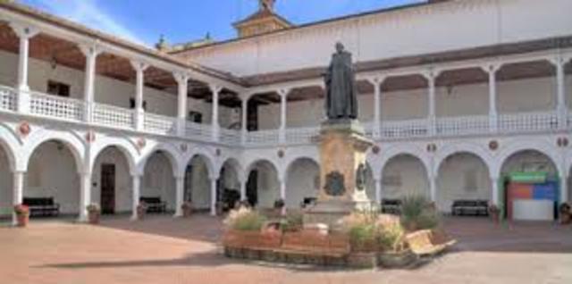 El Claustro, Patrimonio y monumento nacional