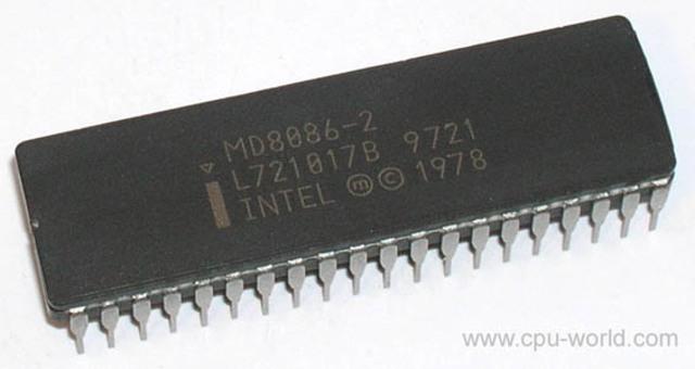 Intel 8086 ( iAPX 86)