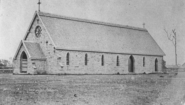 Formal Establishment of the Catholic Church in Australia
