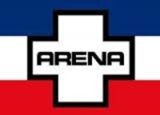 fundacion del Partido ARENA