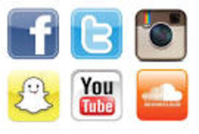 Redes sociales modernas