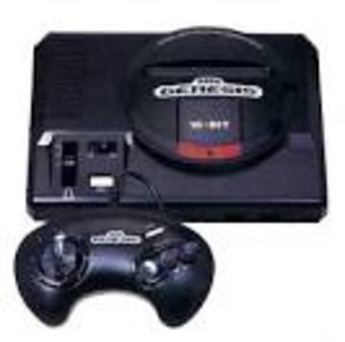 Sega Megadrive (padre)