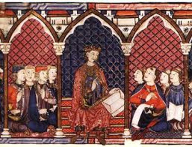 """Alfonso X y las """"Cántigas de Santa María"""""""