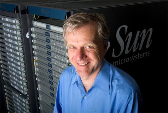 Cofounder of Sun Microsystems