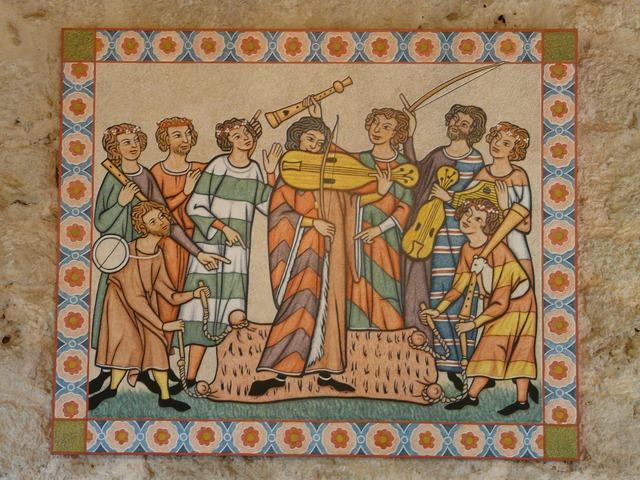 La Edad Media a través de los ojos de un juglar.