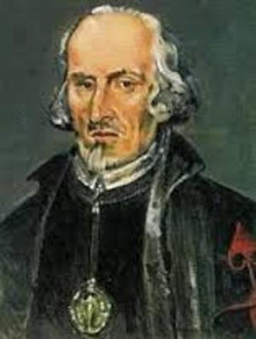 Pedro Calderón de la Barca.