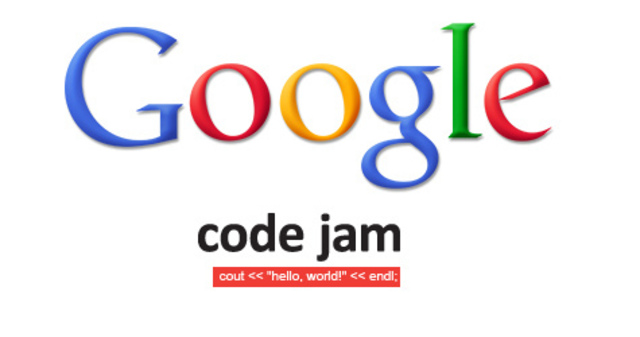 First edition of Google Code Jam