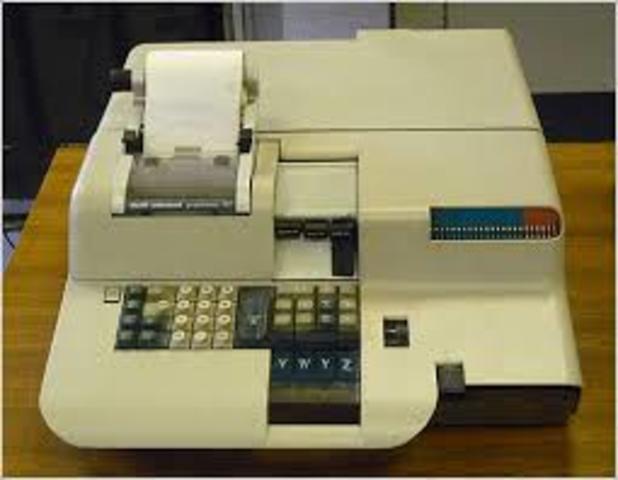 Primer ordenador de sobremesa