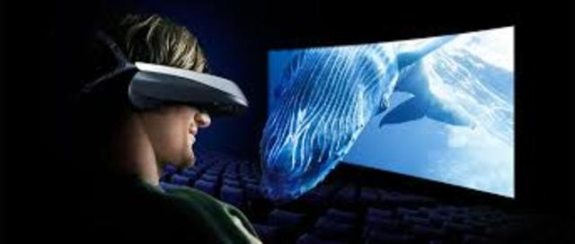 Se crea la realidad virtual