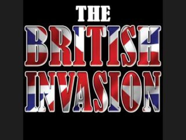 Invasión Britanica
