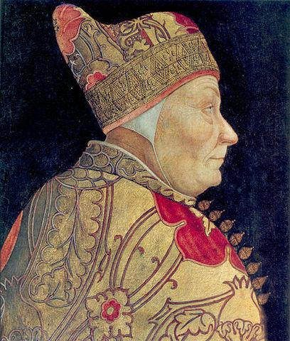 Francesco Foscari Becomes Doge of Venice