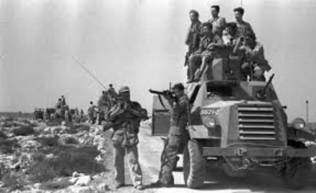 Guerra de Seis Días; Jerusalén reunió.