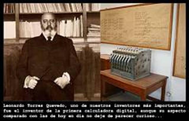 Calculadora digital.
