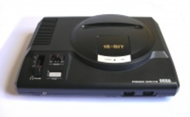 Mega Drive (Génesis)