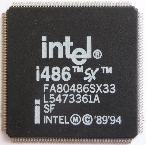 Intel 80486-SX