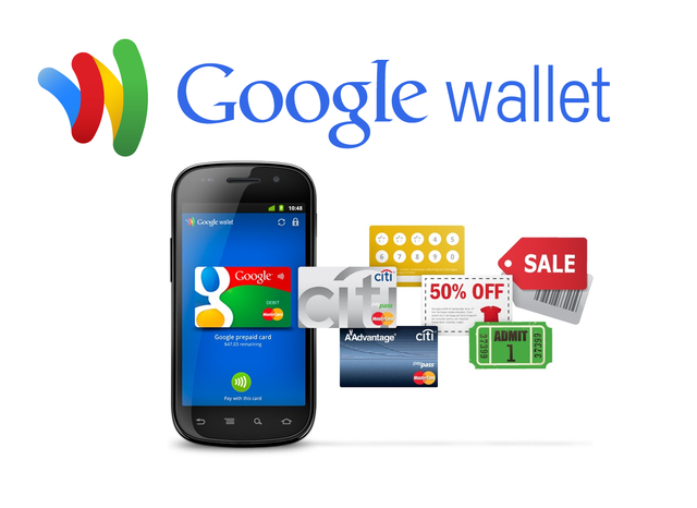 Google Wallet.