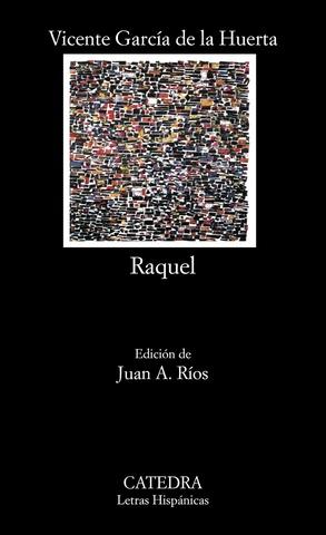 """Publicación de la obra """"Raquel"""""""