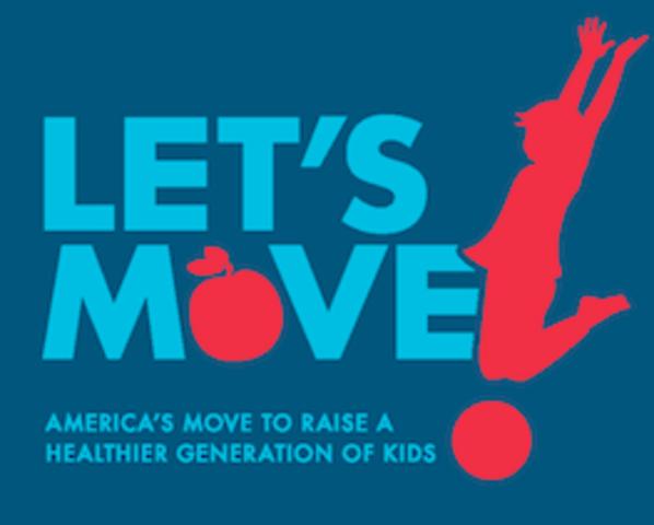 Let's Move! Program