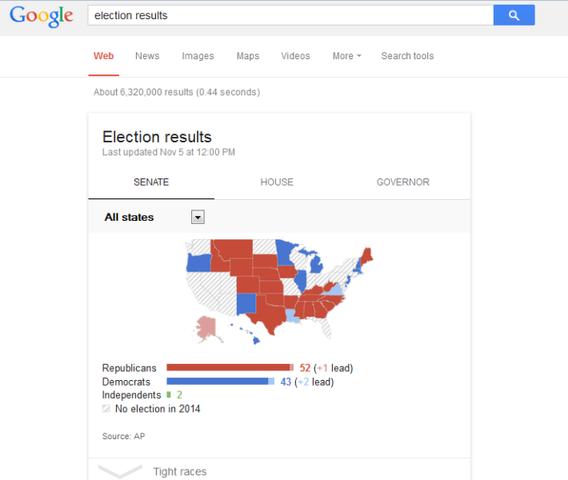 Google.com/elections