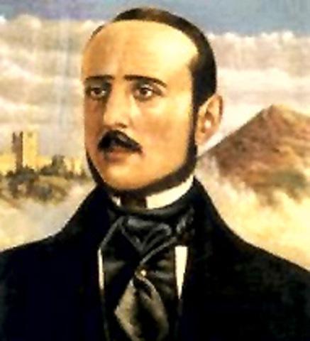 Nacimiento de Enrique Gil y Carrasco