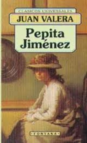 "Publicación de la obra ""Pepita Jiménez"""