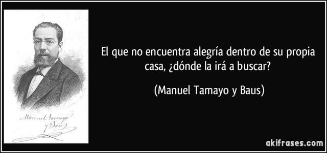 Nacimiento de Manuel Tomayo y Baus