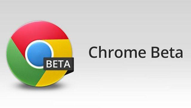 Lanzamiento de  las versiones beta de Google Chrome