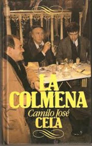 """Camilo José Cela y """"La Colmena"""""""