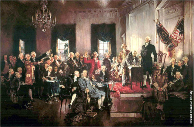 A Constitution Ratified