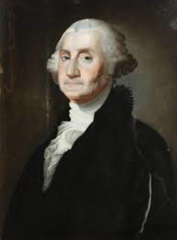 Gerorge Washington is Elected