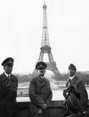 Germans in Paris