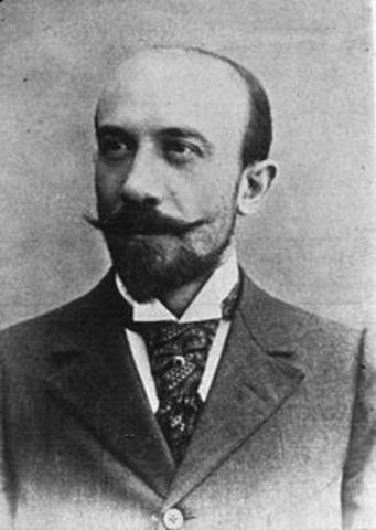 Georges Méliès is Born