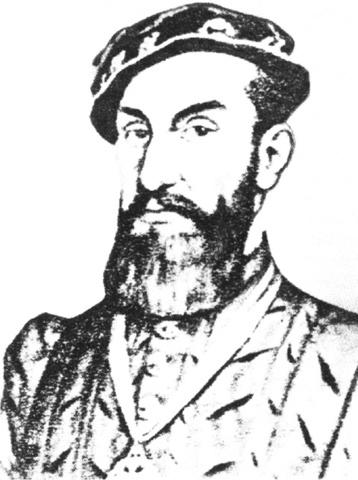 Álvar Núñez Cabeza de Vaca