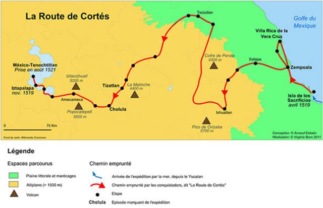 Cortes Voyage