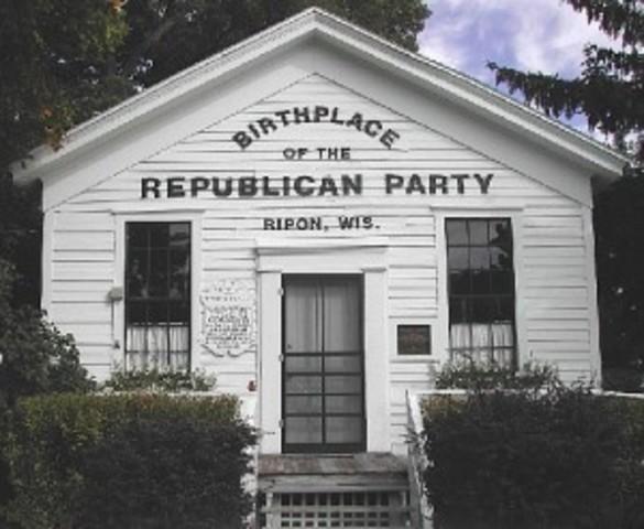 Republican Party Formation
