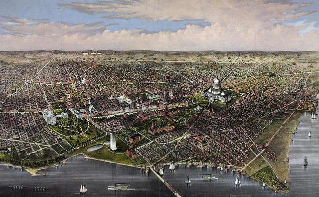 D.C. in 1960 DONE