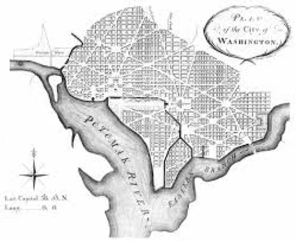 D.C. Boundaries Chosen