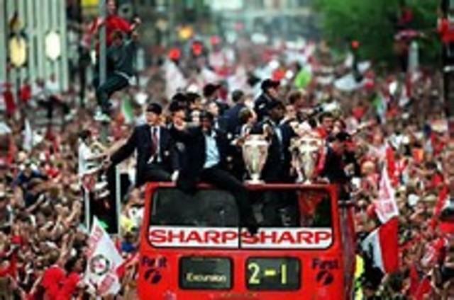 Manchester United Trebble
