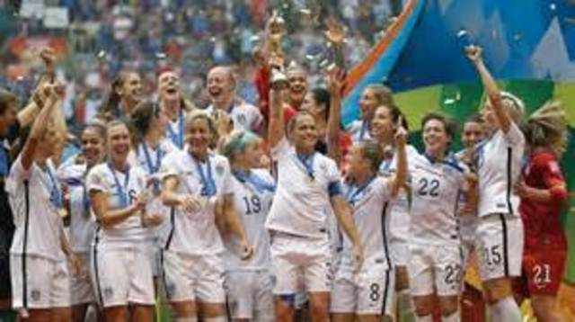 first womens world cup