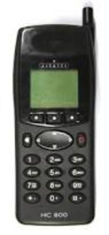 Primer teléfono de mi hermana