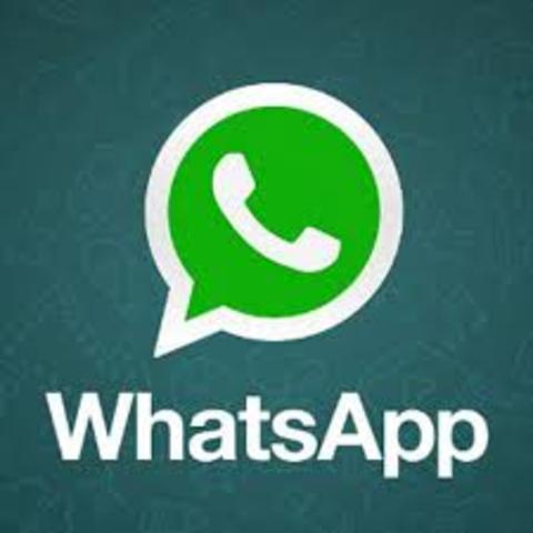 Primera cuenta de Whatsapp