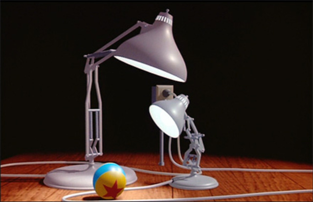 Pixar's first Short Film