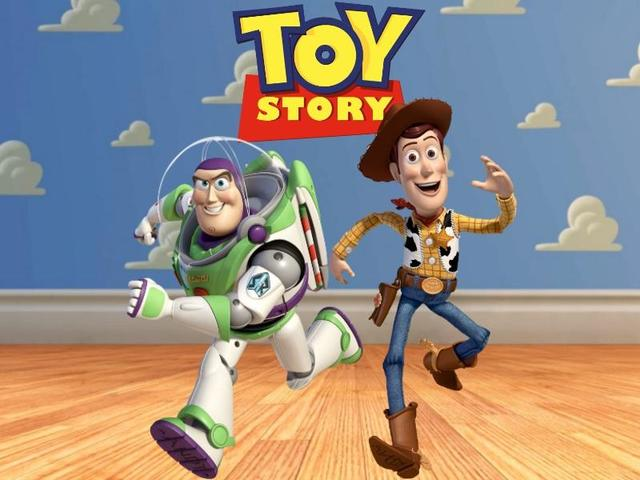 Toy Story is Out