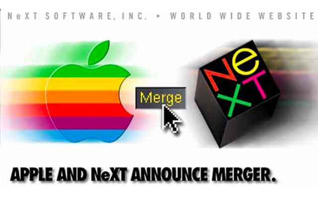 Apple buys NeXT