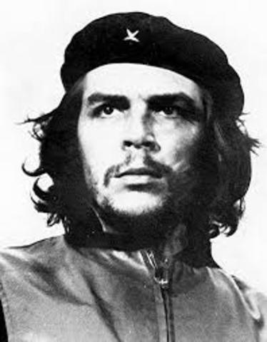 SOC.Muere Ernesto Che Guevara