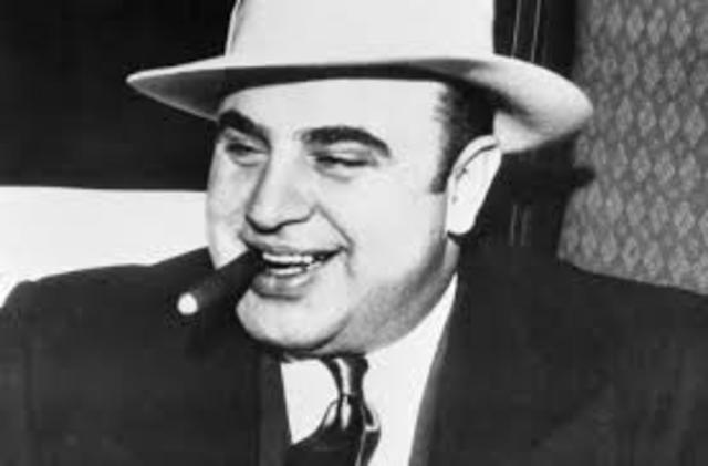 Al Capone is Convicted