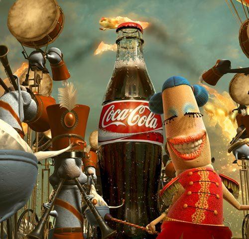 """""""El lado Coca-Cola de la vida"""""""