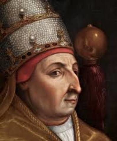 Pope Nicholas V Takes the Throne